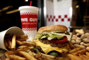 That being said, anybody who prefersIn-n-Out toFive Guys has obviously burned away their taste buds.