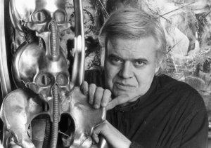 And if you happen to have H.R. Giger, that works, too.